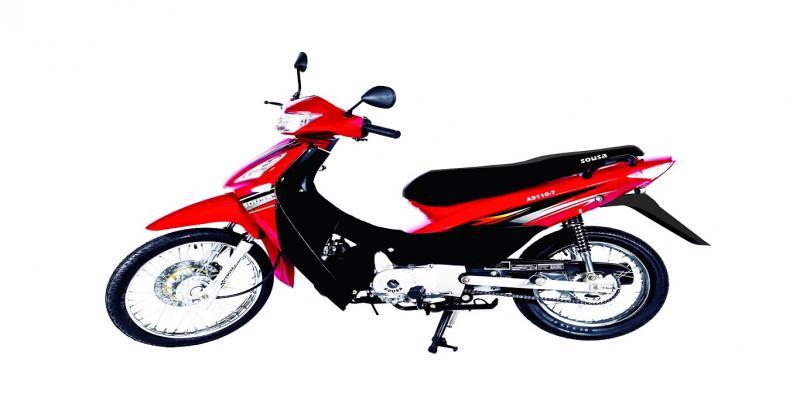 Moto 110CC ano 2021